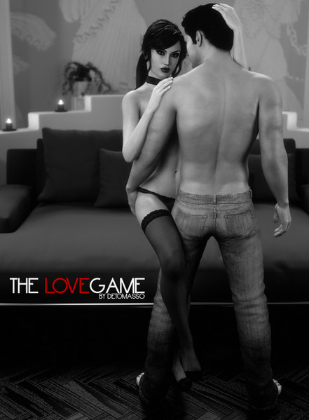 Art by Detomasso - The Love Game
