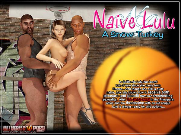 Ultimate3DPorn - Naive Lulu Part 1-2 + Bonuses
