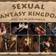 GalaxyPink – Sexual Fantasy Kingdom Vol.3: Black Magic