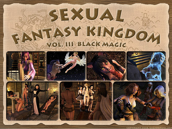 GalaxyPink - Sexual Fantasy Kingdom Vol.3: Black Magic