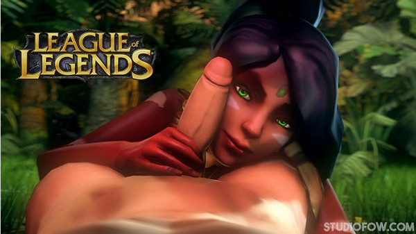 StudioFOW - Nidalee: Queen of the Jungle