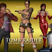Bowski Productions - Tome of the Ancients (Tomb Raider) Chapter 1-26