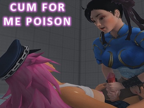 Xalas Studios - Cum for me Poison