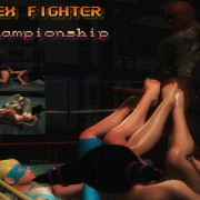 Xalas Studios - Sex Fighter Championship