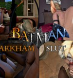 Harley Quinn – Batman Arkham Slut