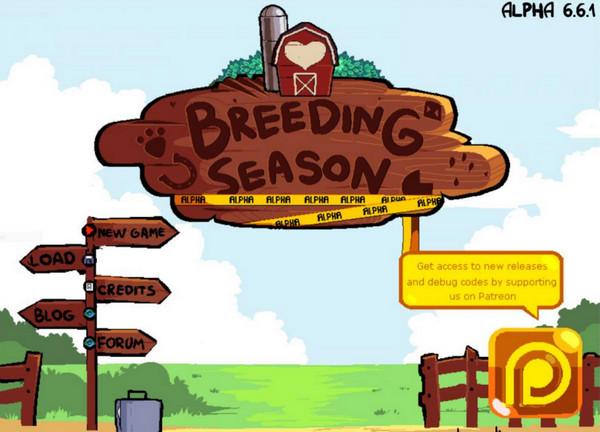 HartistaPipebomb - Breeding Season (Alpha Build 6.6.1)