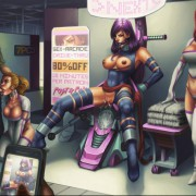 Sabudenego - Sex Arcade (BDSM Collection)