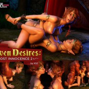 Affect3D - HitmanX3Z - Elven Desires 05 - Lost Innocence 2