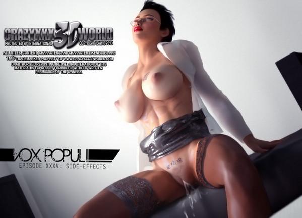 Crazyxxx3Dworld - Vox Populi (Episode 1-36)