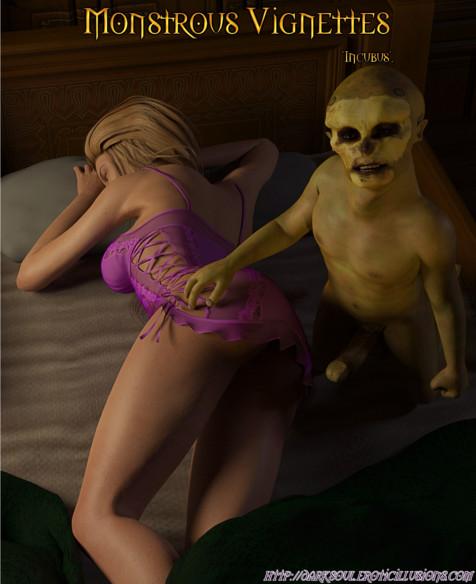 DarkSoul3D – Monstrous Vignettes – Incubus 1-2