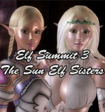 Elf Summit 3. The Sun Elf Sisters