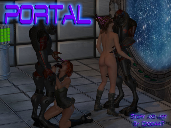 Art by Droid477 – Portal