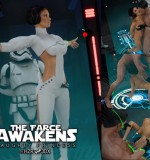 Affect3D HZR – The Farce Awakens – Naughty Princess (Star Wars)