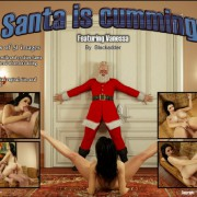 Blackadder - Santa Is Cumming