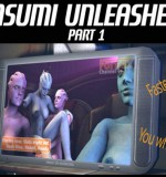 JacksKindaHere – Kasumi Unleashed (Ongoing) (Mass Effect)