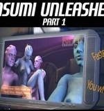 JacksKindaHere – Kasumi Unleashed (Ongoing) (Mass Effect)