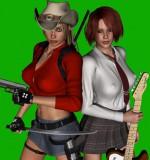 Combin Ation – Survivor Sarah 2 – Cruel World (Update) Ver 0.191