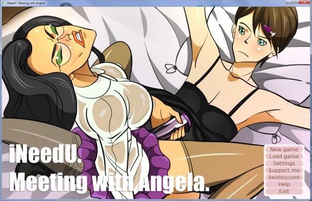 KEXBOY - iNeedU. Meeting with Angela