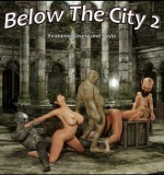 Art by Blackadder – Below the City 2