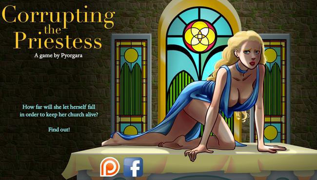 Pyorgara - Corrupting the Priestess