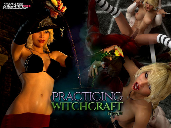 Affect3D - 3DZen – Practicing Witchcraft