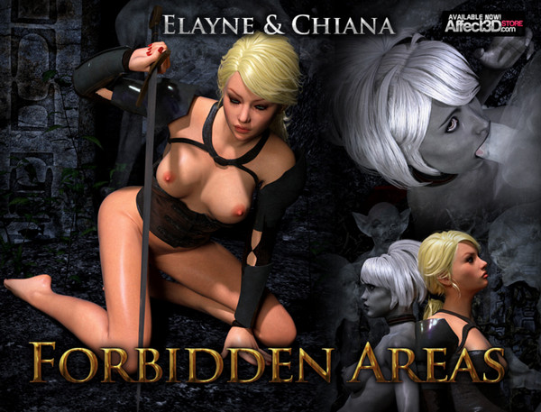 Affect3D - Hibbli3D – Knight Elayne – Forbidden Areas