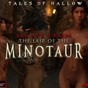 Affect3D - Redrobot3D - Tales of Hallow - Escape from the Lair of the Minotaur