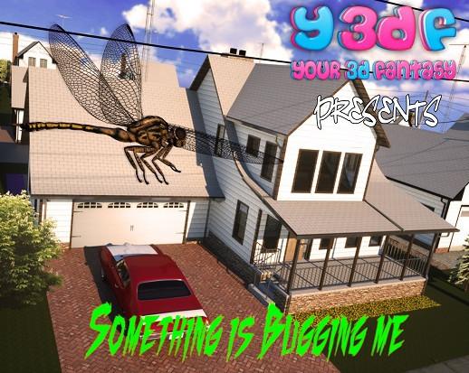 Art by Y3DF – Something Bugging Me