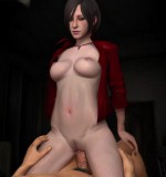 Bedroom Series Reborn – Ada Wong