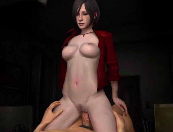 Bedroom Series Reborn - Ada Wong