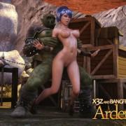 Affect3D - HitmanX3Z - Ardent Heat