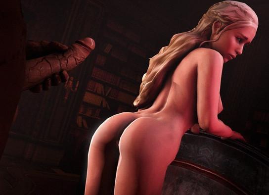 Daenerys Targaryen Porn