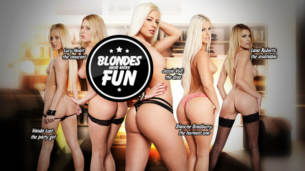 Lifeselector - Blondes Have More Fun