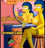 VerComicsPorno – Croc – Los Simpsons Viejas 1-5