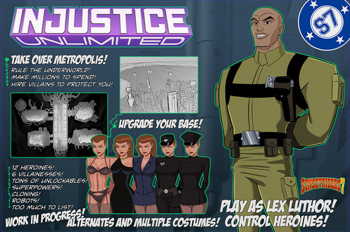 SunsetRiders7 - Injustice Unlimited (Update) Ver1.7