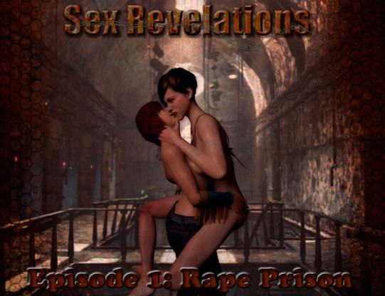 Alice Cry - Sex Revelations Episode 1: Rape Prison