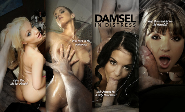 Lifeselector – Damsel in Distress