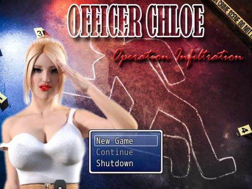 Key - Officer Chloe: Operation Infiltration (InProgress Ver.0.25)