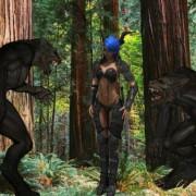 Adventures of Alessandra - Hide and Seek with Werewolves