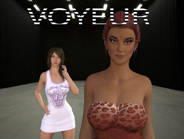 Mike - Voyeur (Demo)