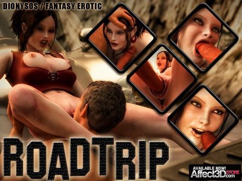 Art by FantasyErotic – Roadtrip