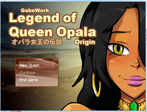GabeWork - Legend of Queen Opala – Origin (Update) Ver 1.04