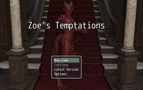 Daniels K - Zoe's Temptations (Demo)
