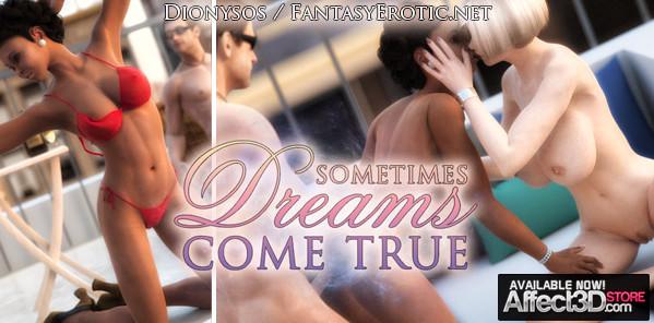 Dionysos – Fantasyerotic - Sometimes Dreams Come True