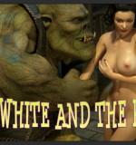 Artist Zuleyka – Snowy White and The Prince