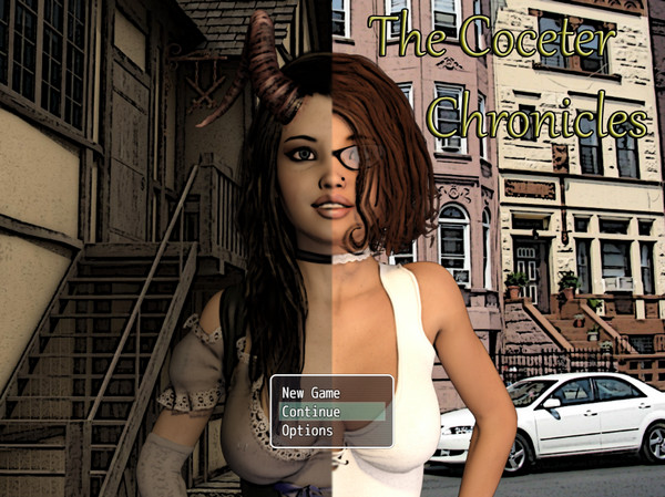 JosCoceter - The Coceter Chronicles (InProgress) Beta Ver.01