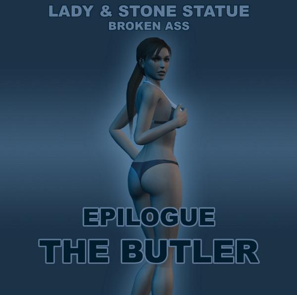 Art by LCTR - Lady & Stone Statue - Broken Ass - Final Part 2