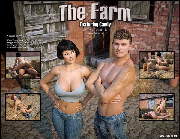 Art by Blackadder - Erotic-3d-art – The Farm