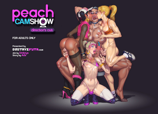 Art by Dmitrys – Peach Cam Show Directors Cut