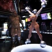 Art by Zz2Tommy – Sci-Fi
